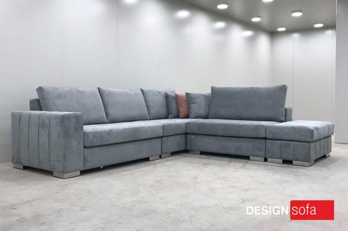 """""""BARCELONA"""" Modular Sofa 2.80 Χ 2.40m"""