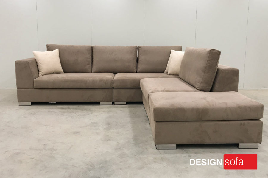"""BRUSSELS"" Modular Sofa 2.80 Χ 2.40m"