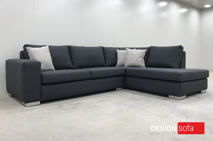 """DUBLIN"" Corner Sofa 2.70 Χ 2.00m"