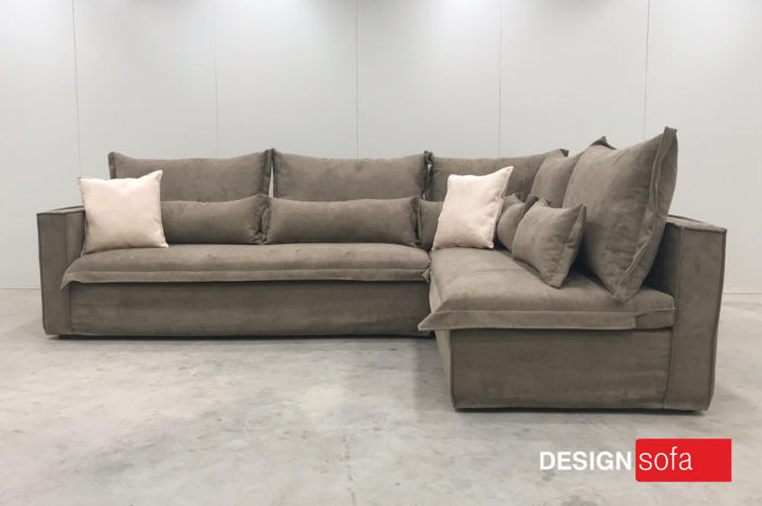 """MANCHESTER Special"" Corner Sofa 2.80 Χ 2.20m"