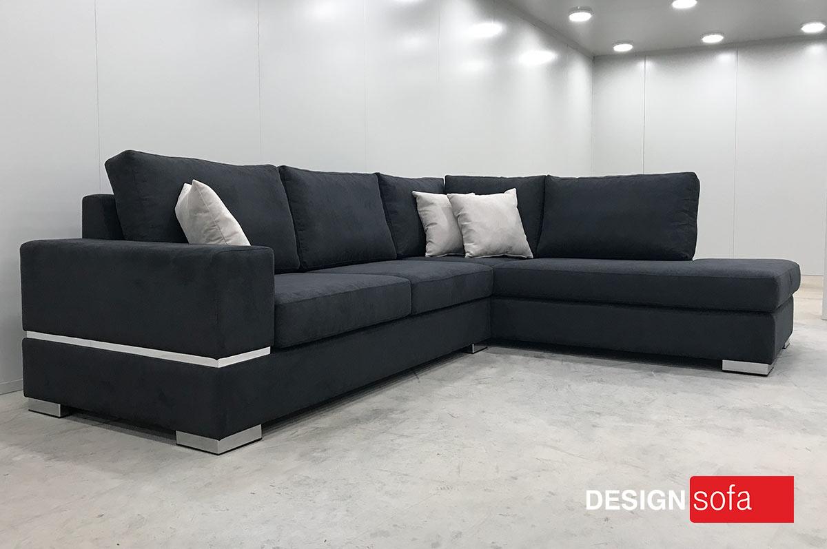 """""""OSLO"""" Corner Sofa 2.80 Χ 2.20m"""