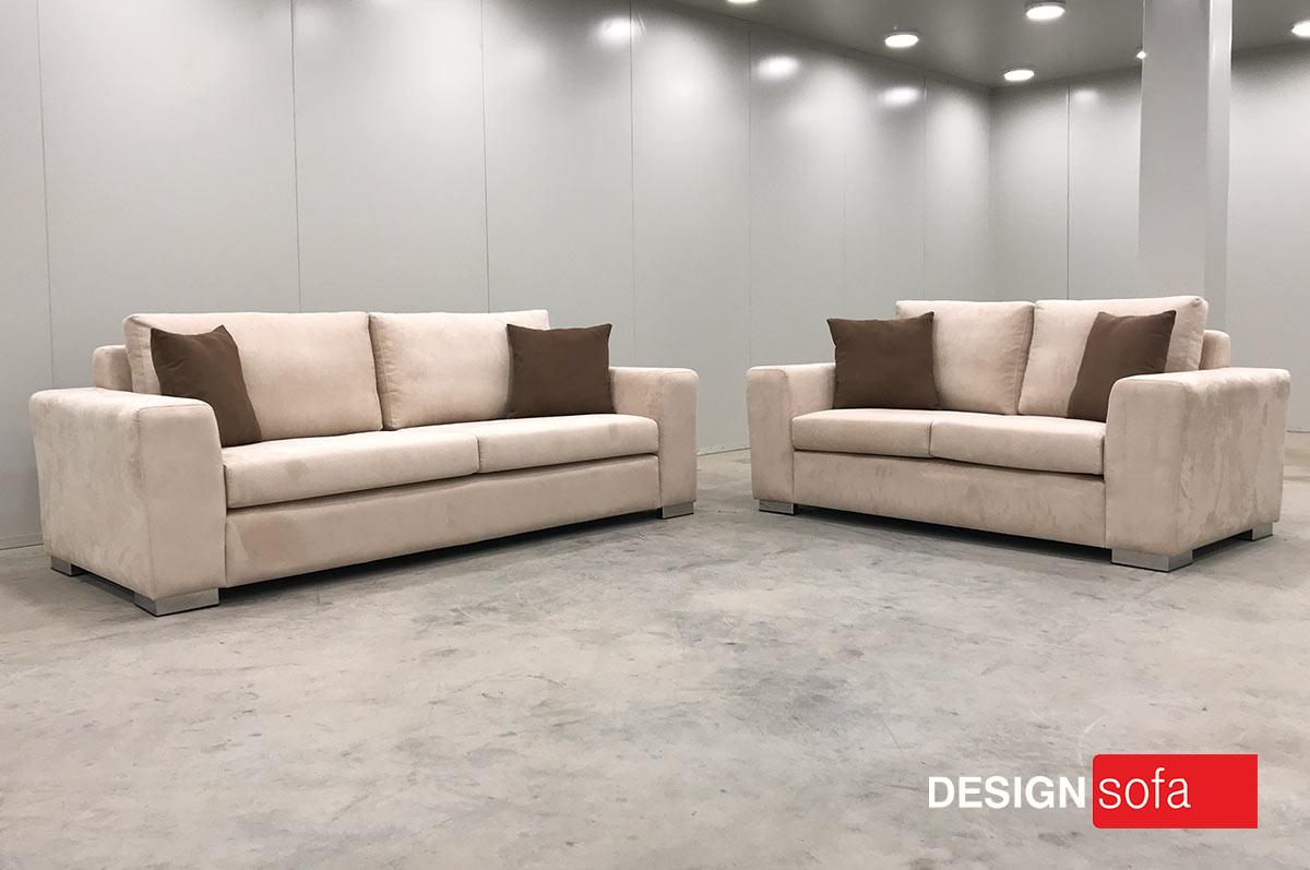 Rome 3 Seater 2 Design Sofa
