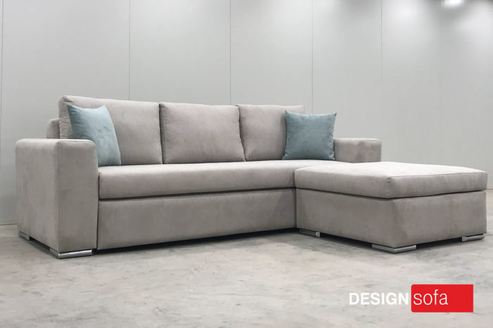 """ROME Special"" Modular Sofa & Bed 2.35 Χ 0.90m"