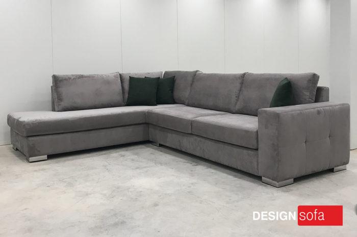 """TORINO"" Corner Sofa 3.00 Χ 2.50m"