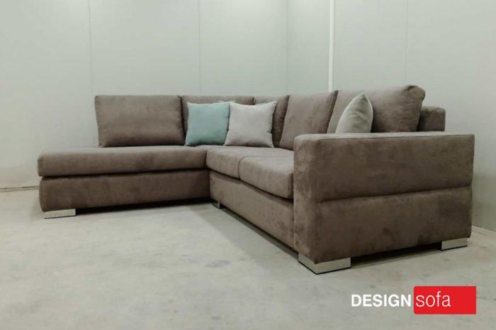 """""""COMO"""" Corner Sofa 2.70 Χ 2.00m & Memory Foam"""