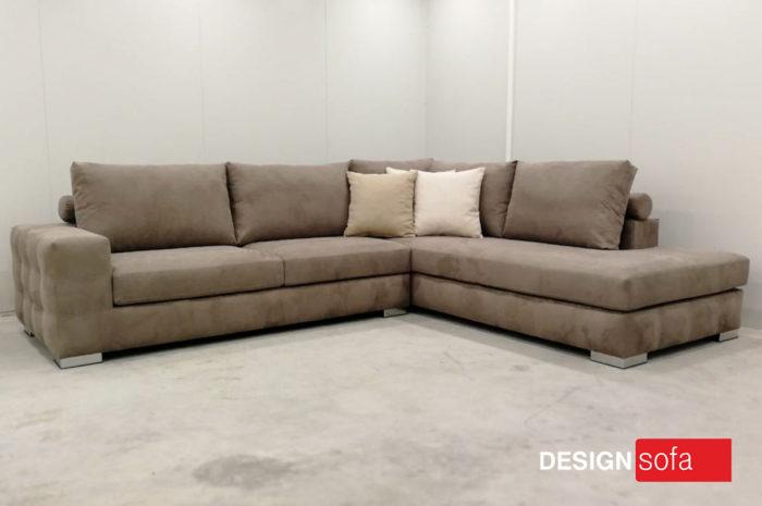 """MONACO"" Corner Sofa 3.00 Χ 2.50m"