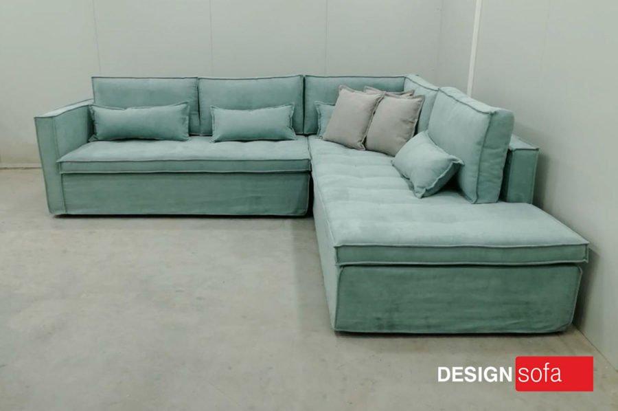 """IBIZA"" Corner Sofa 2.70 Χ 2.00m"